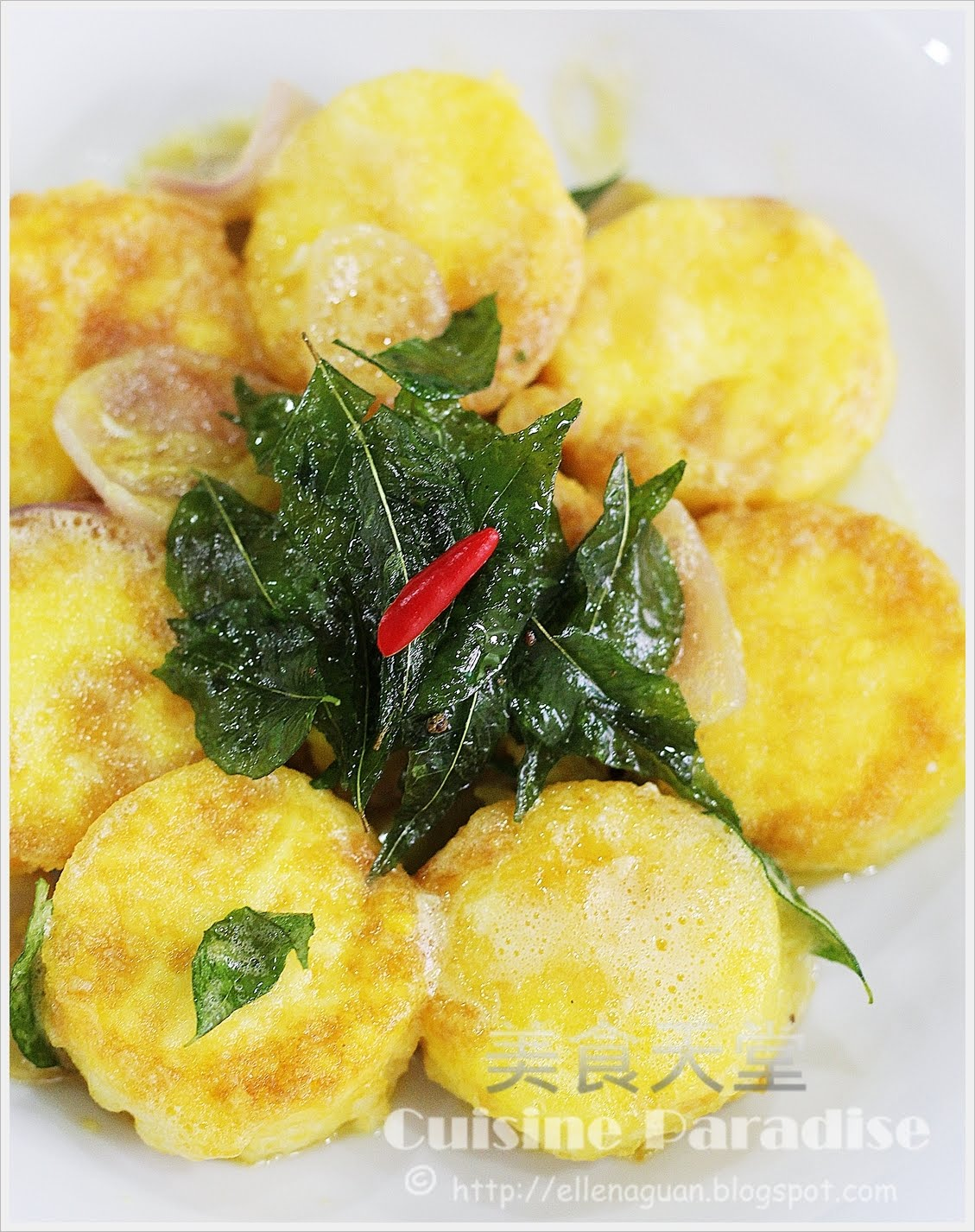 how to prepare salted egg