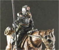 Korps de la Muerte de Krieg a caballo