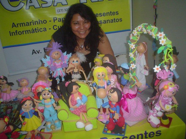 Bonecas e Cia Tia Katia 2 - EM CONSTRUÇÃO acesse o meu blog oficial citado abaixo!