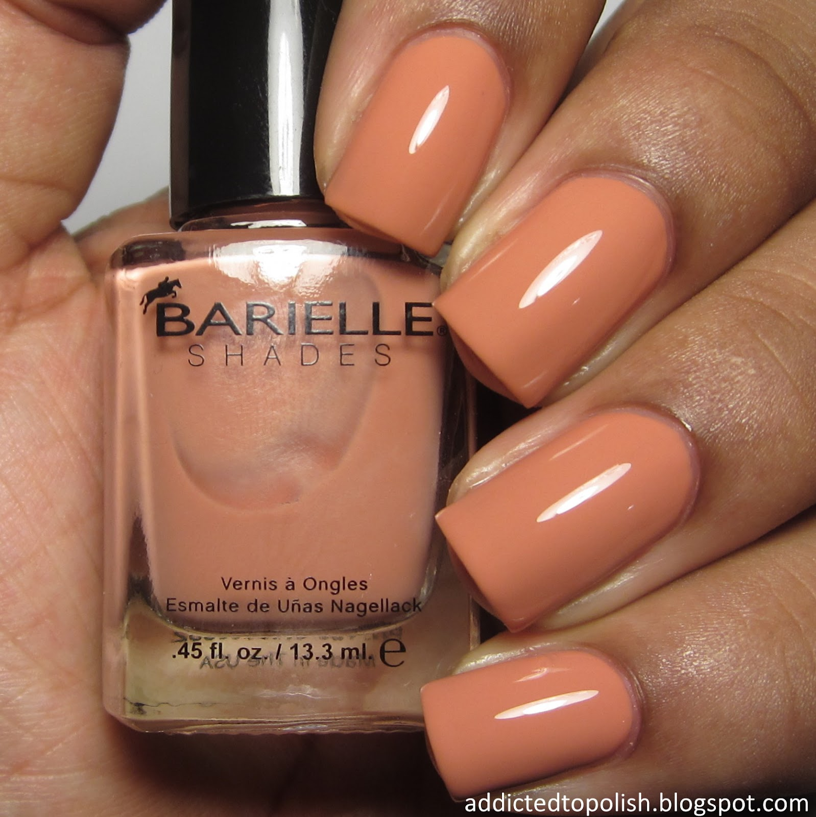 barielle champagne bubbles spring 2015