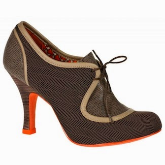 Sponsored Shoe of the Week: Ruby Shoo Olivia