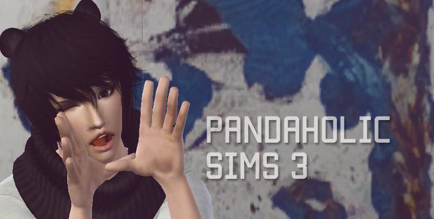 pandaholic Sims 3