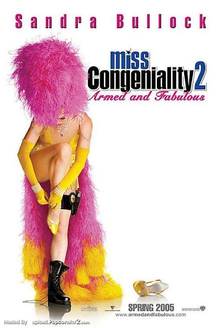 Miss Congeniality 2 พยัคฆ์สาวเดิ้นจริง ยิงกระจาย ภาค 2