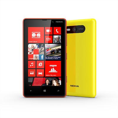 Nokia Lumia 920 Mobile Phone Wallpapers
