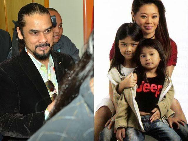 Awie Dapat Hak Penjagaan Anak, Rozana Dilarang Mendekati Anak