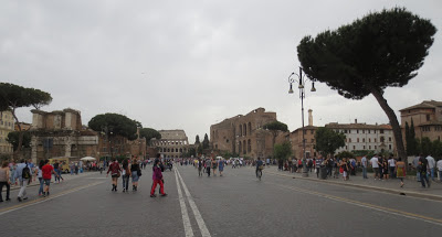 Rom nahe Kolosseum