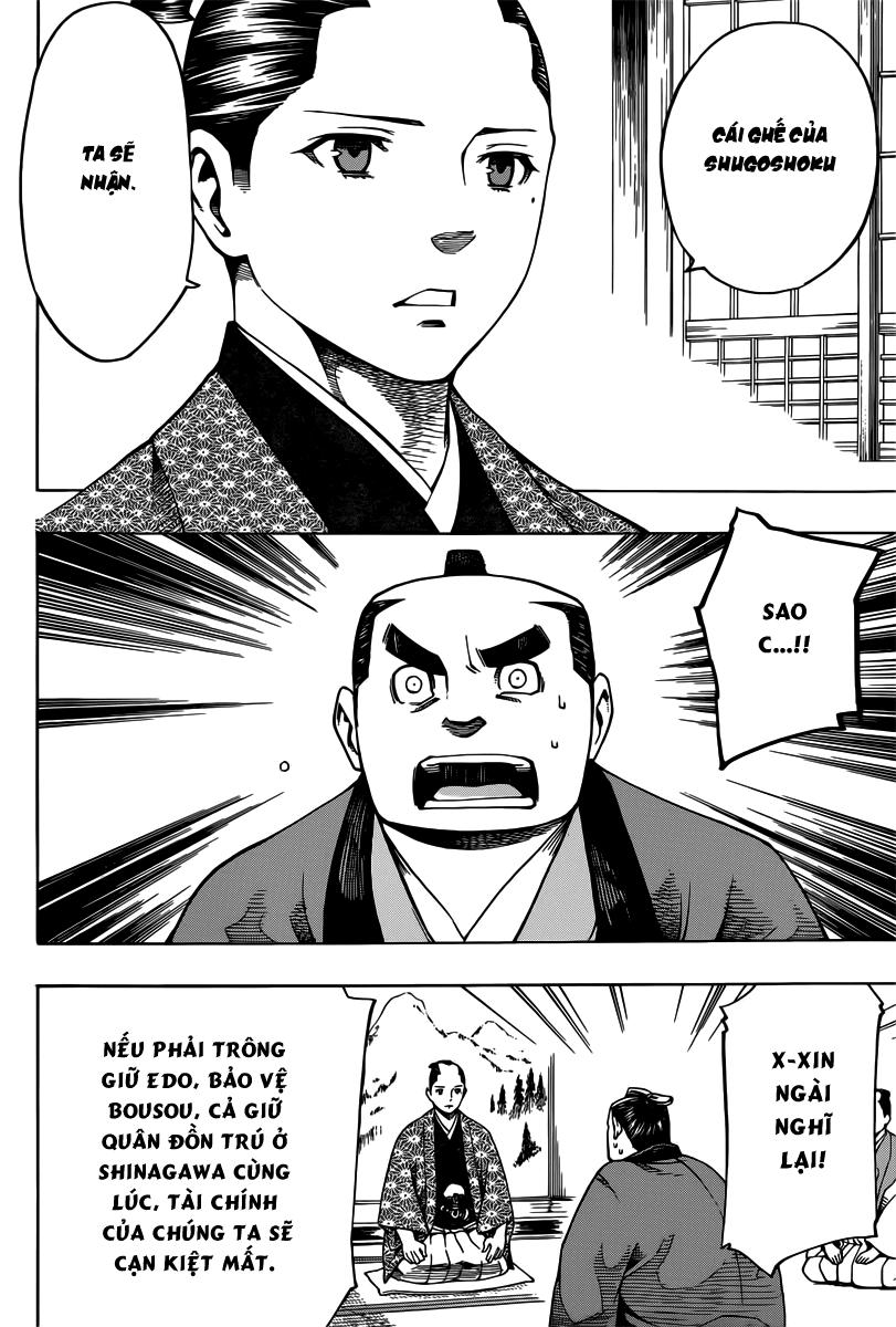 TruyenHay.Com - Ảnh 10 - Yae no Sakura Chap 5