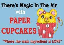 I won at Paper Cupcakes