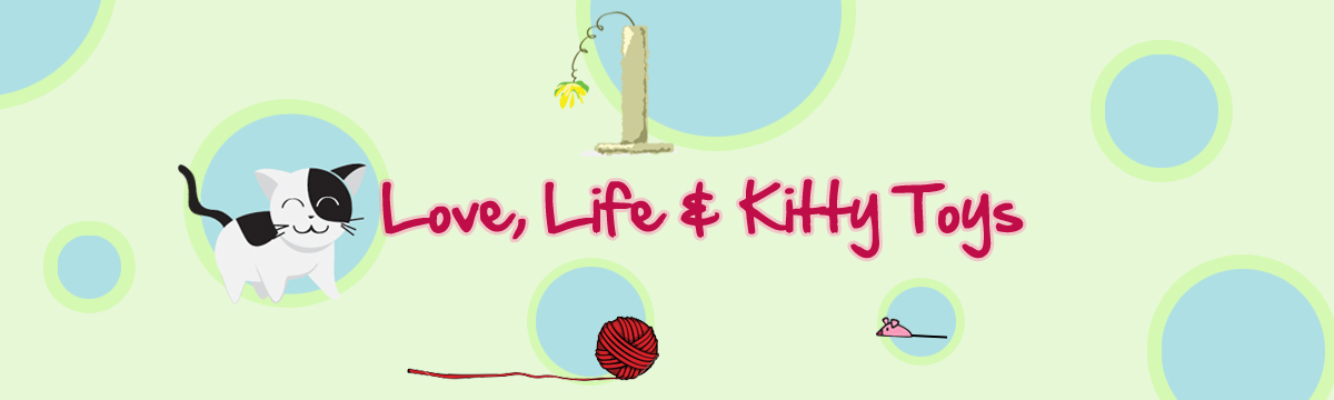 Love, Life & Kitty Toys