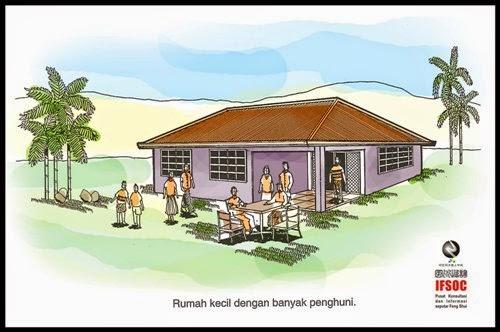 feng shui merancang desain bentuk rumah bagian 2 rumah