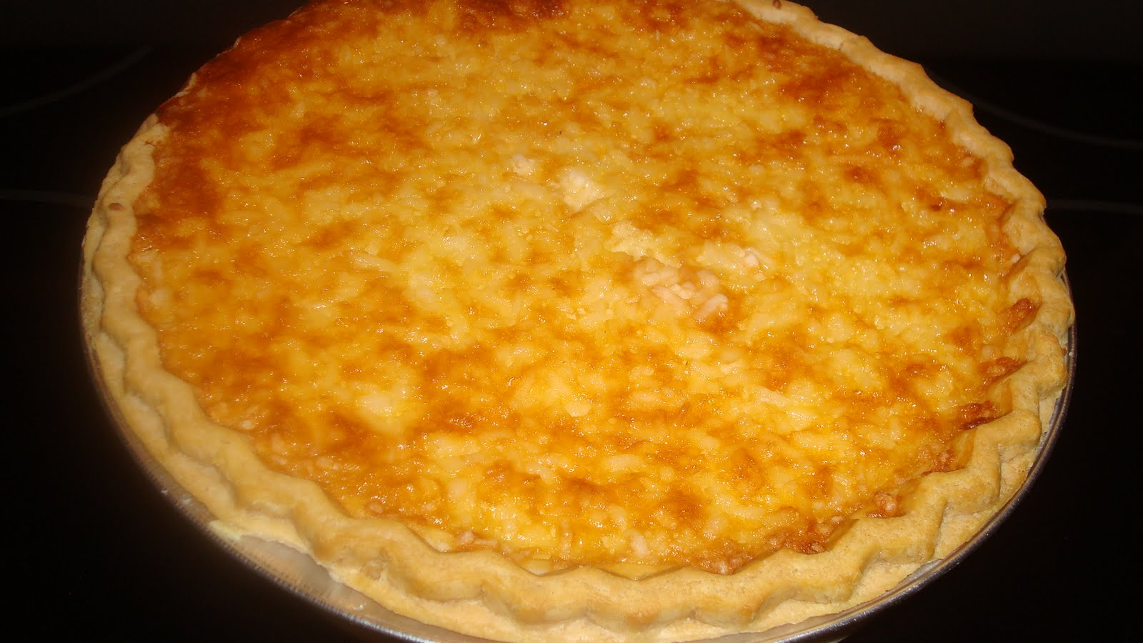 Coconut Custard Pie Recipes — Dishmaps