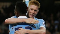 Manchester City vs Crystal Palace 5-1 Video Gol & Highlights