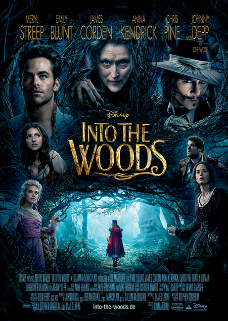 Filmtipp Into The Woods