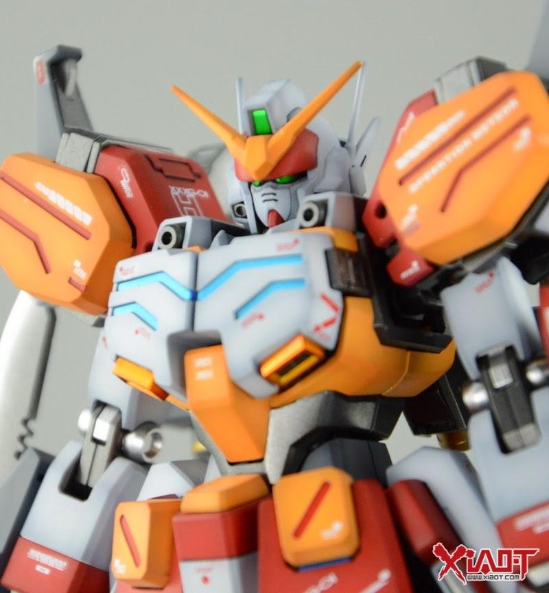 MG 1/100 Gundam Heavyarms - Painted Build