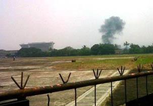 Kronologi Jatuhnya Pesawat Bravo di Bandung Air Show