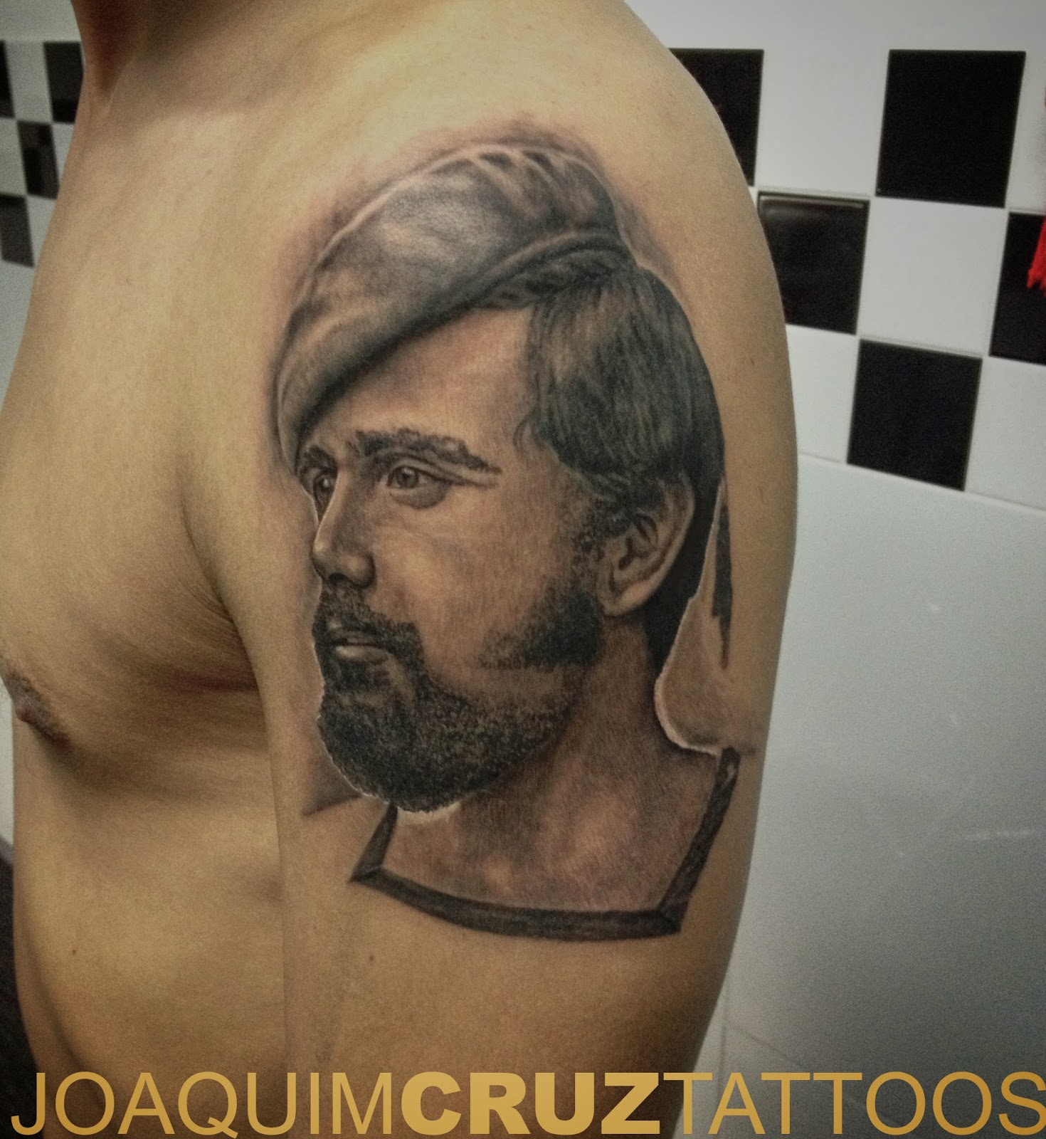 Portrait Tattoo Artists