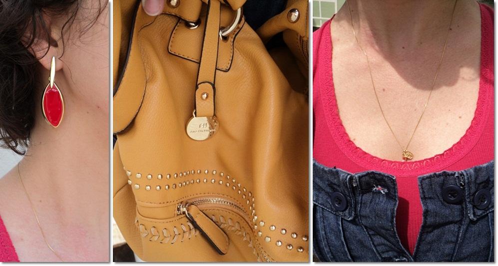Bolsa Dourada Com Vestido Vermelho : Leila diniz advogada inquieta clique aqui look