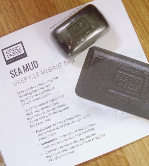 Erno Laszlo Sea Mud Deep Cleansing Bar february look fantastic beauty box