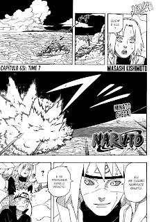 Naruto 631 Português Mangá leitura online