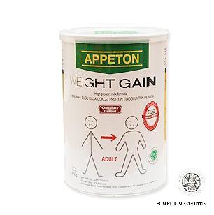 ... gain merupakan susu penambah berat badan dan susu penggemuk badan