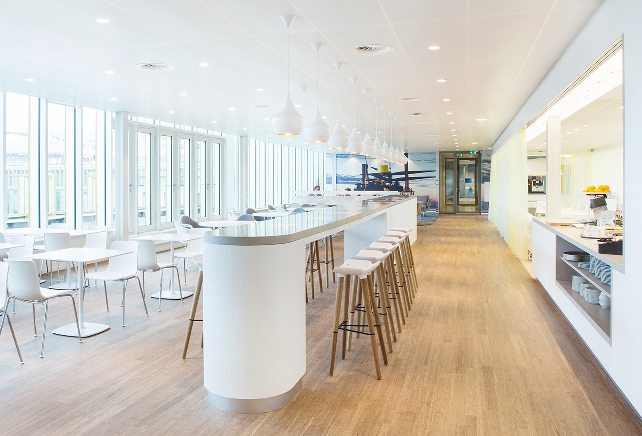 Nordic blends: nuon head office amsterdam