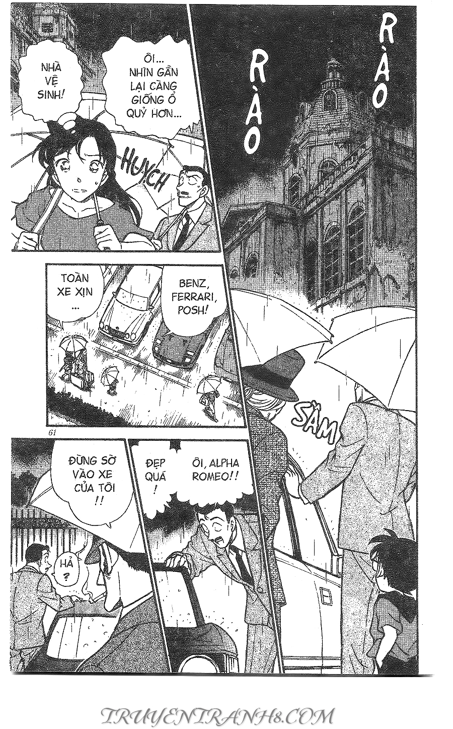 Detective Conan Chap 299 - Truyen.Chap.VN