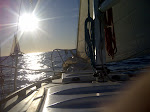 Sailing in the Afternoon Sun
