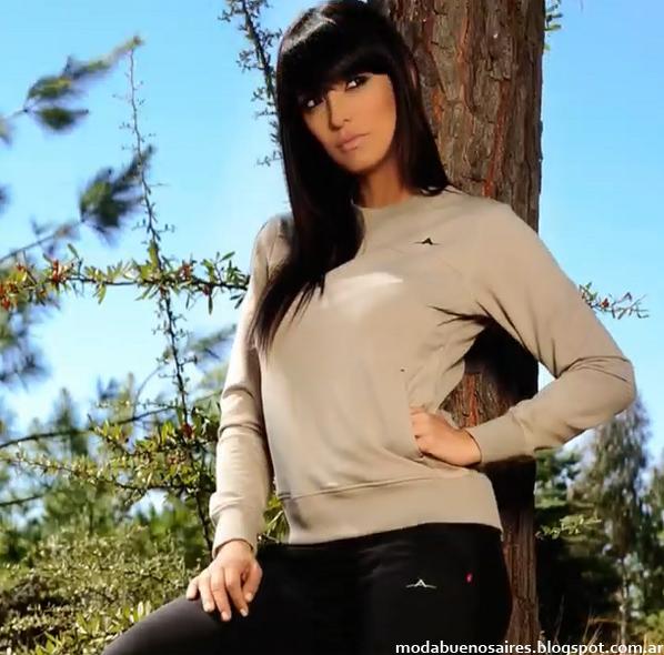 Abyss ropa deportiva de mujer moda otoño invierno 2014.
