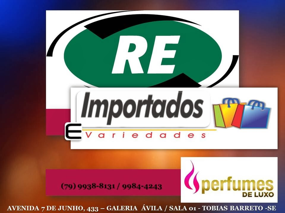 RE IMPORTS E VERIEDADES