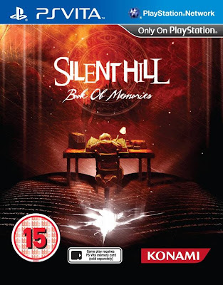 Silent Hill: Book Of Memories EU Box Art