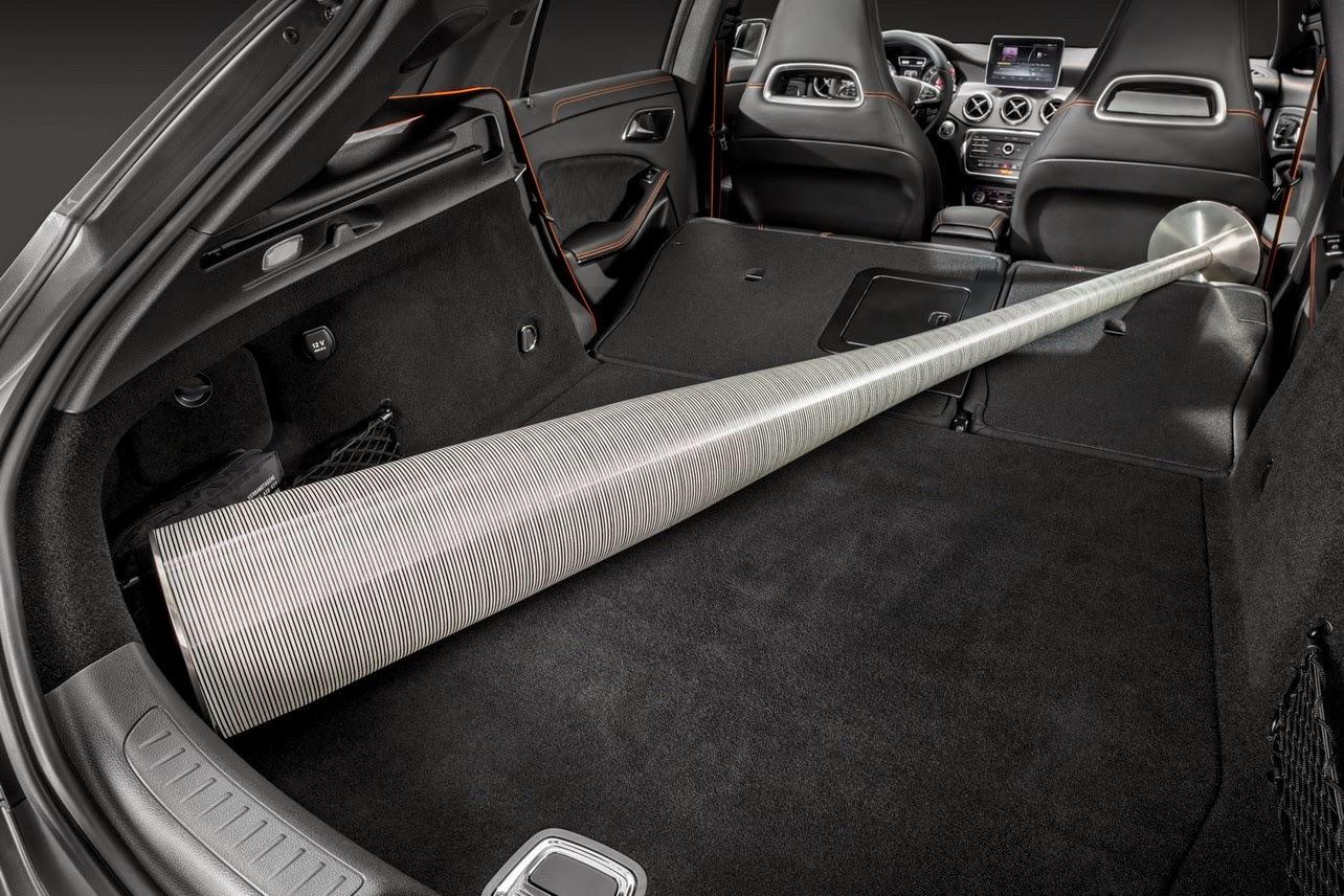 2015 Mercedes CLA Shooting Brake