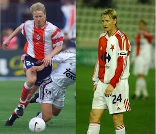 Radek Bejbl - Atlético de Madrid y Slavia