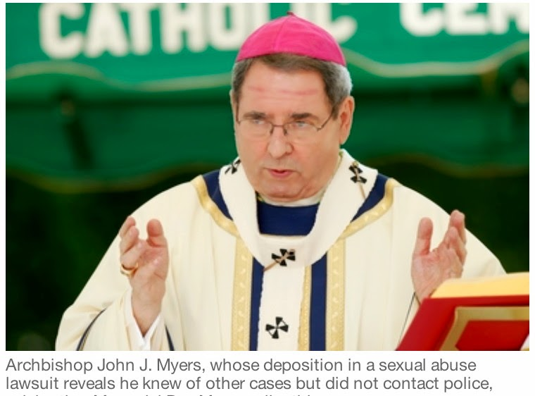 Sexual abuse in belleville diocese