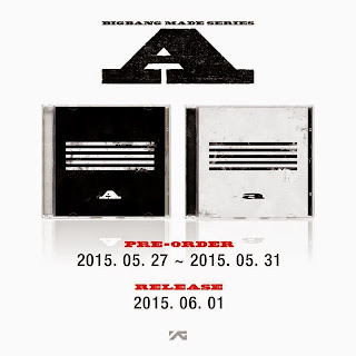 BIGBANG MADE SERIES 'A'