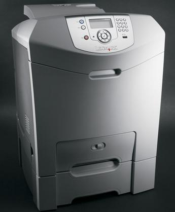 Lexmark c534  Printer