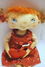 МК  Пошив куколки  Мари