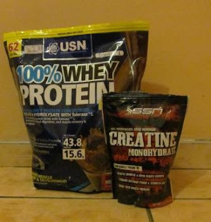 Do you need whey protein and creatine to build big muscles