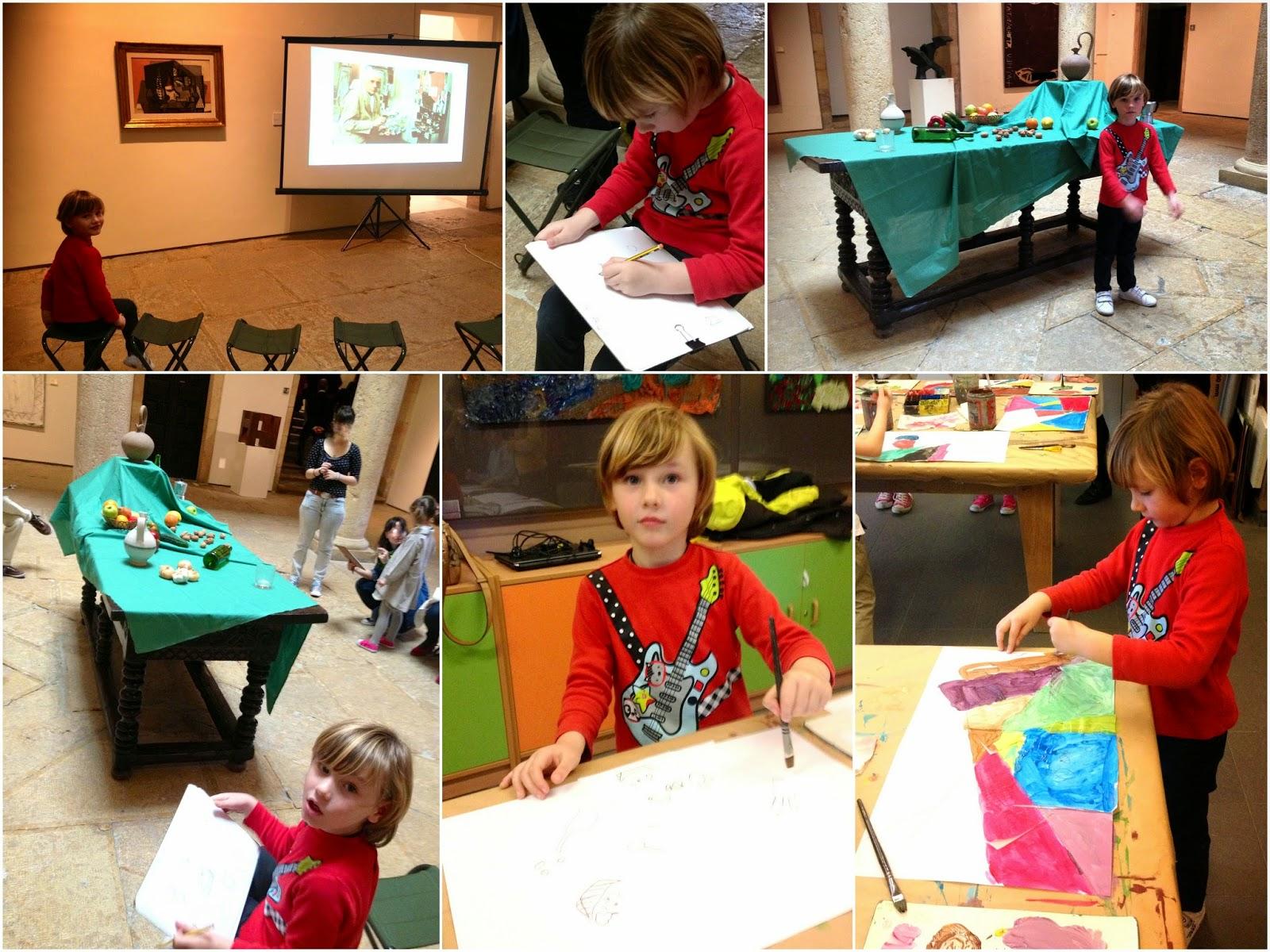 Asturias con niños: Sábados de Museo en el BBAA