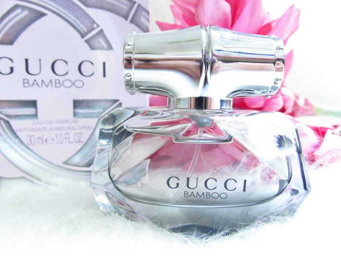 Review: Gucci Bamboo Eau de Parfum - 30 ml - 53.95 Euro mit Duftbeschreibung