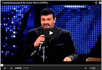 Festival internacional  del humor,  videos de risas