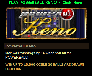 Play Superball Keno Now - Click Here!