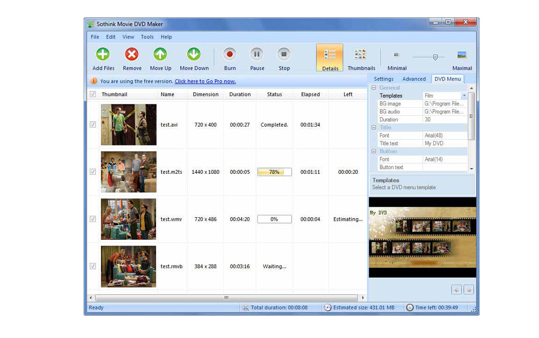 Film Making Software For Pc Free Download