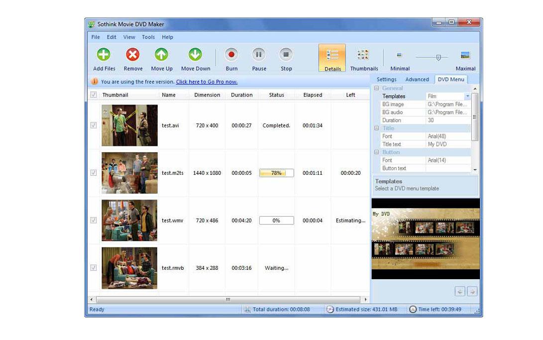 Dvd Image Maker Free Download