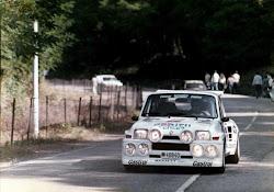 Comprado en 1985 por Gerard de la Casa a Renault Sport.