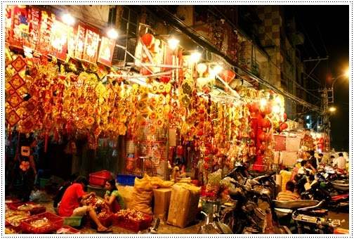 Cho Binh Tay - Cho lon - Big market