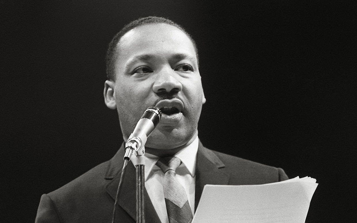 martain luther king Martin luther king jr is celebrated as a civil rights leader and humanitarian, but he wasn't perfect when it came to his personal life, king was a serial cheater.