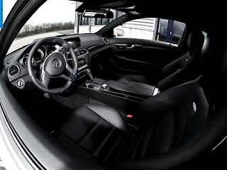 Mercedes c63 amg interior - صور مرسيدس c63 amg من الداخل