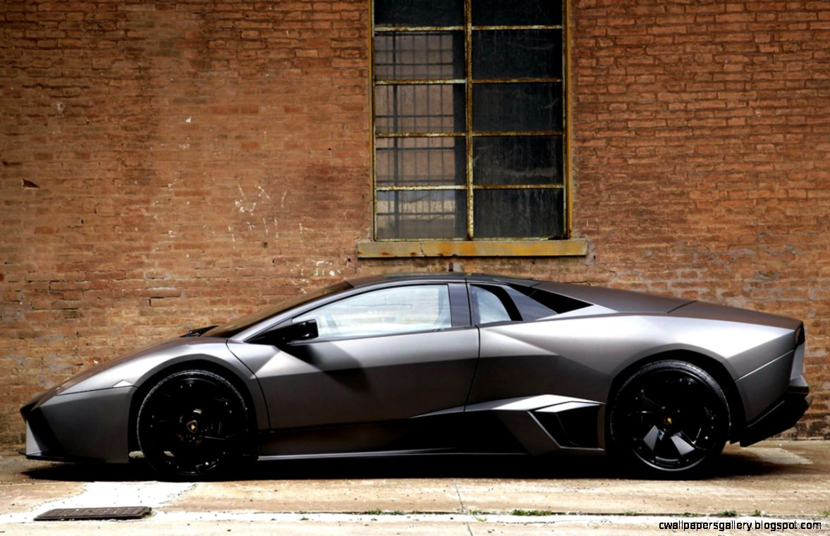 Expensive Exotic Cars   Lamborghini Reventon Supercar Photos