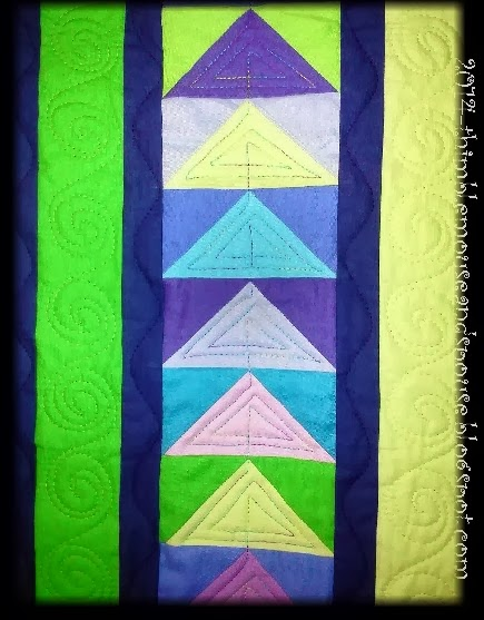 quilt in a day flying geese ruler instructions