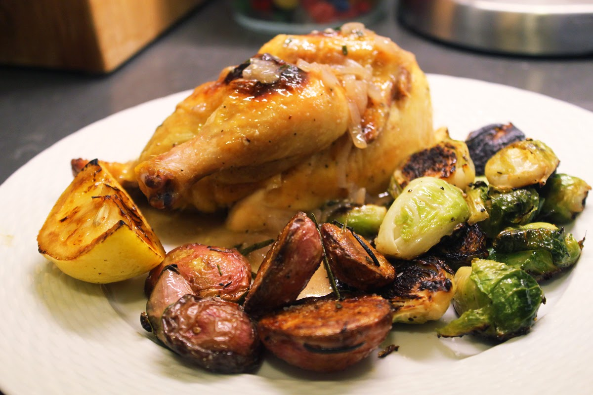 duck fat roasted brussels sprouts smoked duck fat roasted brussels ...